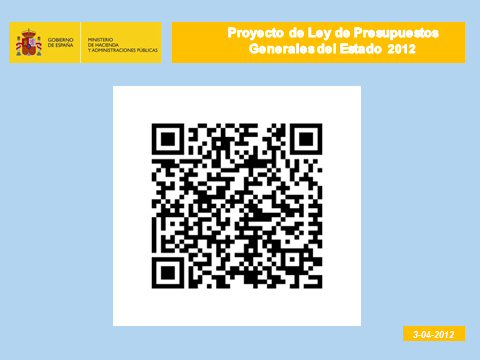 codigo qr del proyecto PGE