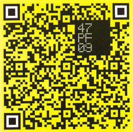 Código Qr 47 Festival Música Porta Ferrada