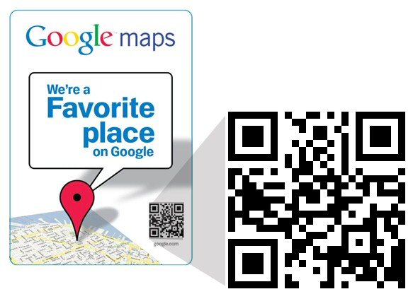 favorite-places-qr-codes
