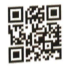 QR code en el Stand de Aragon en el SITC