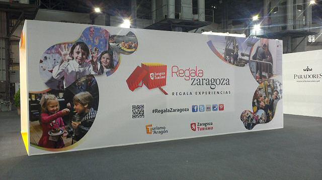 Stand Aragón en sitc