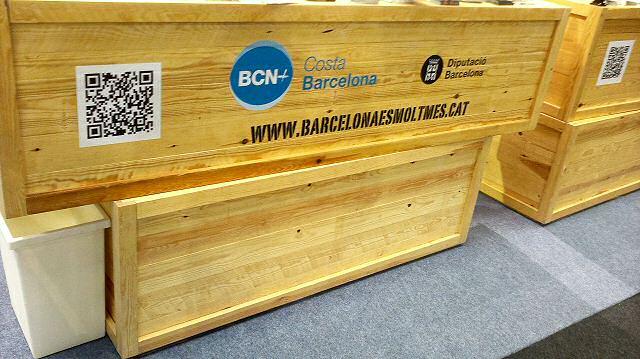 Stand Catalunya- Costa Barcelona