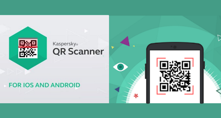 Kaspersky QR Scanner for iOS and Android
