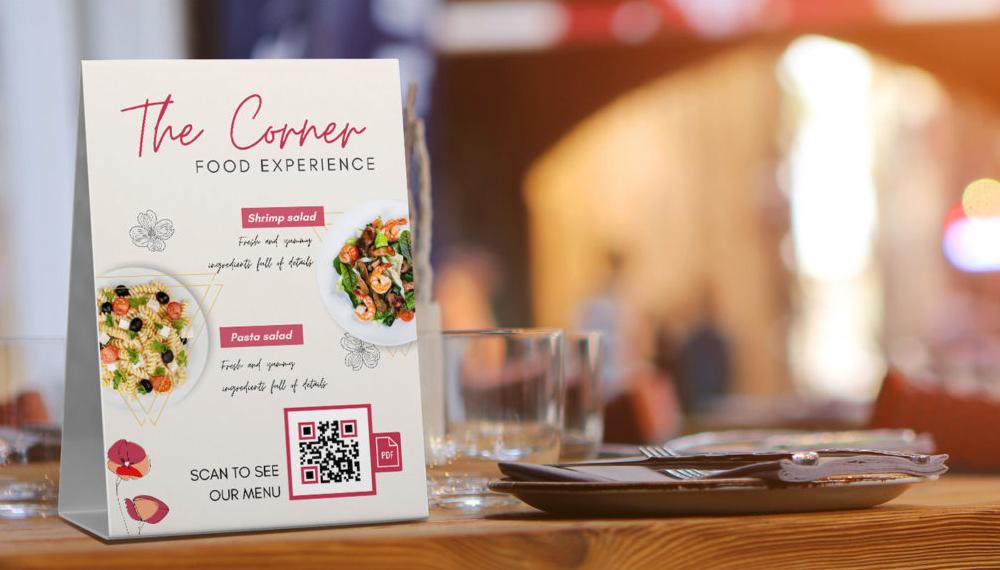 Códigos QR para Restaurantes durante el COVID-19