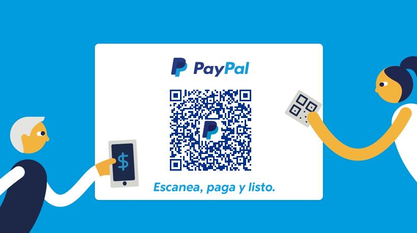 Paypal facilita el pago con códigos QR al pequeño comercio